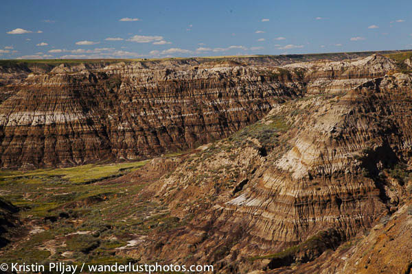 Horse Thief Canyon, Alberta Badlands